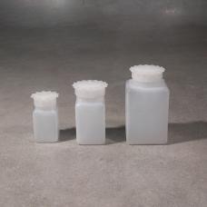 бутылка квадратная градуированная 250 мл, ПЭНД, Aptaca