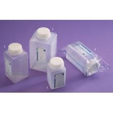 бутыль для взятия проб воды 500 мл, п/п, стерильные с градуировкой, с тиосульфатом натрия
