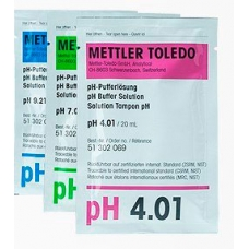буферный раствор в запечатанном пакете Rainbowpack pH 4.01/7.00/9.21 30х20мл арт.MR51302068