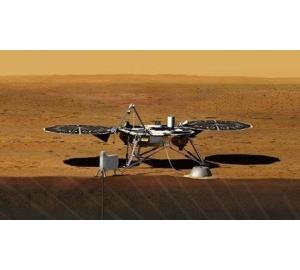 Зонд InSight совершил посадку на поверхность Марса