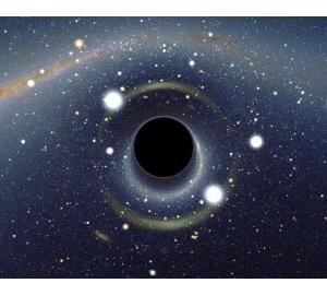 Обнаружена черная дыра средней массы